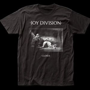 Joy Division – Closer Unisex Adult Fitted Tee